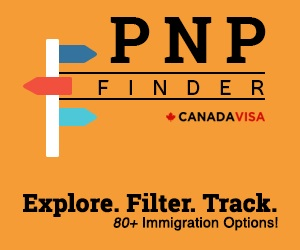 CanadaVisa PNP Finder