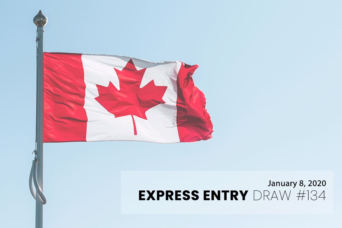 Express Entry Draw January 8