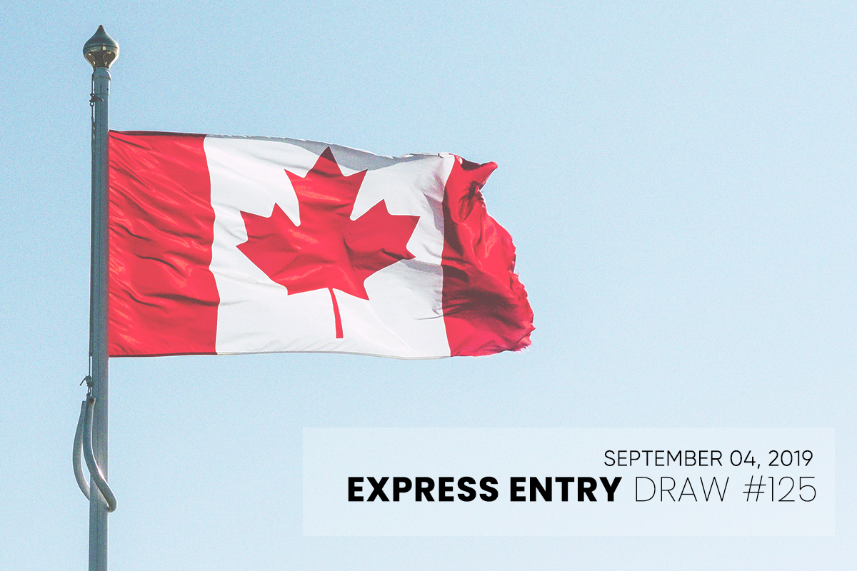 Express Entry Draw September 4