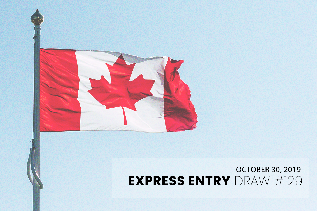 Express Entry Draw October 30