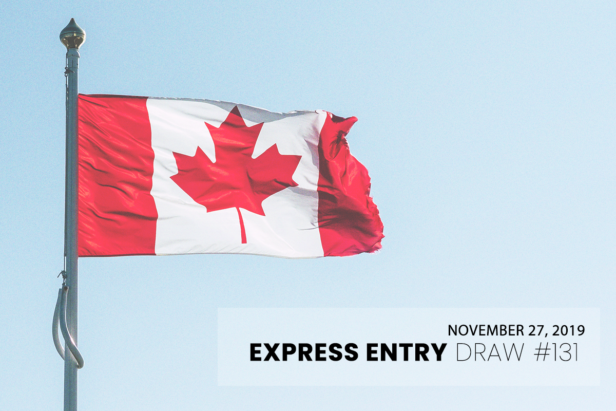 Express Entry Draw November 27