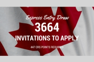 The latest Express Entry draw was the largest ever
