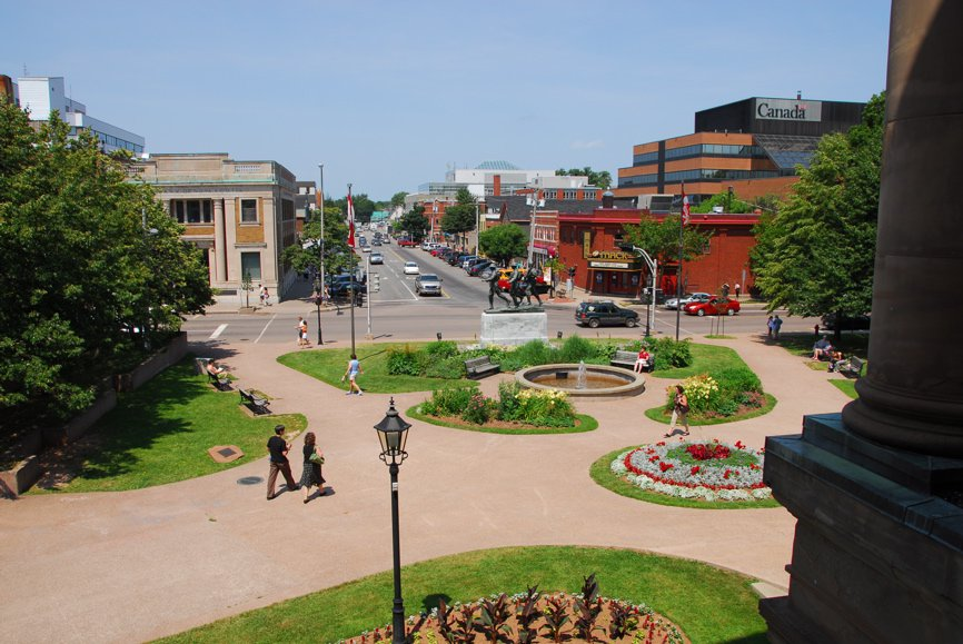 University of Prince Edward Island in Canada