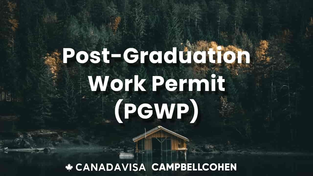 How to obtain a Canada work permit
