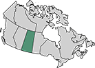 A map of Saskatchewan