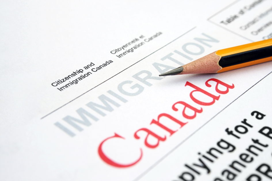 Canada permanent residence applications will be processed based on projected time.