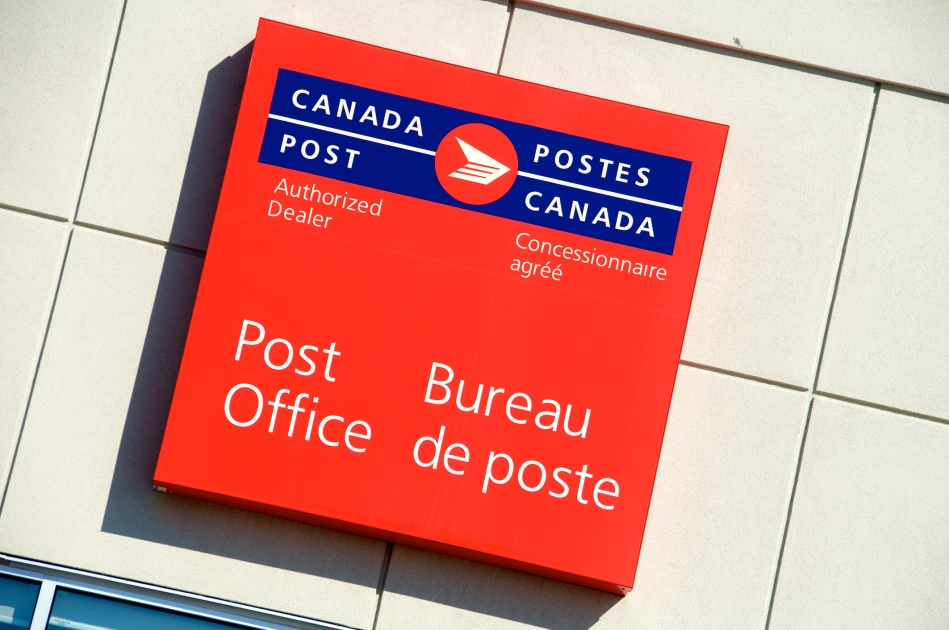 Canada Post mailing delays might occur as a result of labour negotations.