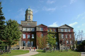 The Henry Hicks Building at Dalhousie University in Halifax, Nova Scotia, Canada