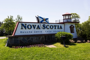 Welcome to Nova Scotia, Canada
