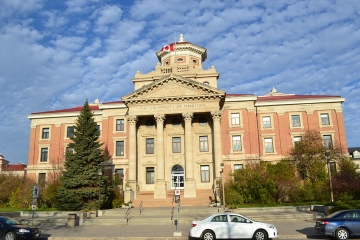 The University of Manitoba in Winnipeg, Manitoba, Canada