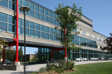 The University of Waterloo in Waterloo, Ontario, Canada