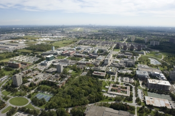 York University in Toronto, Ontario, Canada